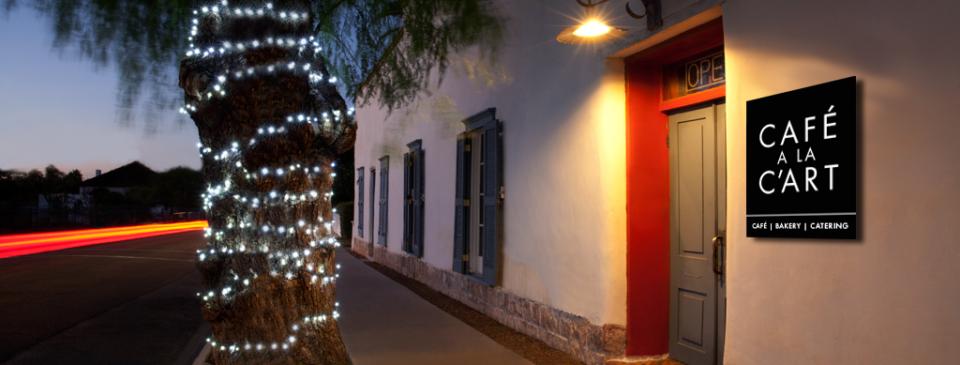 Cafe a la C'Art in Tucson